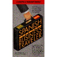 Barrons - Spanish for the Business Traveler (Book Only!)