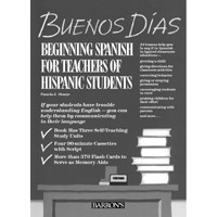 Barrons - Begining Spanish for Teachers of Hispanic Students
