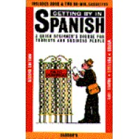Barrons - Household Spanish (Book & Cassette Package)