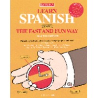 Learn Spanish the Fast and Fun Way (Book & Cassettes)