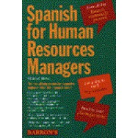 Spanish for Human Resources Managers (Book Only)