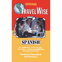 Barrons - Travel Wise - Spanish (Book Only)