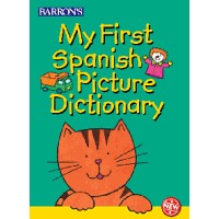 My First Spanish Picture Dictionary (Hardcover)