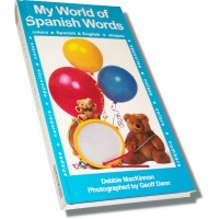 My World of Spanish Words (Hardcover)