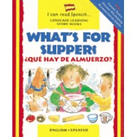 Barrons - What's for Supper? / Que Hay Para Cenar (Book Only)