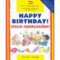 Barrons - Happy Birthday / Feliz Cumpleanos - Spanish Edition