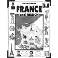 Barrons - Getting to Know France and French (Paperback)