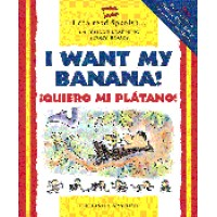 Barrons - I Want my Banana / Queiro Mi Platano (Book Only!)