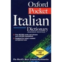 Oxford Pocket Italian Dictionary (Italian-English / English-Italian) (Paperback)