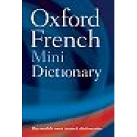 Oxford French Mini Dictionary (French-English / English-French) (Paperback)