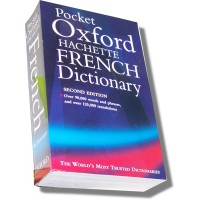 Pocket Oxford Hachette French Dictionary - 4rd Edition