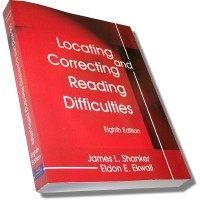 Locating and Correcting Reading Difficulties - 8th Edition
