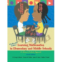 Learning Mathematics in Elementary and Middle Schools School & IMAP Package, 4/E