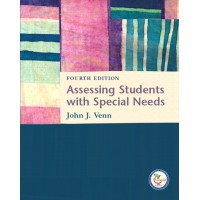 Assessing Students with Special Needs, 4/e