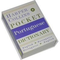 Harper Collins Portuguese - Pocket Portuguese Dictionary (640 Pages)
