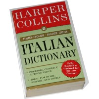 Harper Collins Italian - Italian-English-Italian Dictionary