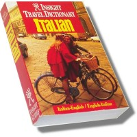 Langenscheidt - Insight Travel Dictionary - Italian (Paperback)