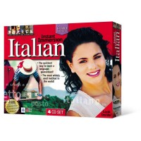Instant Immersion - Italian (4 CD-ROM Set)