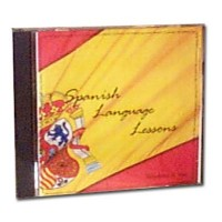 Spanish Language Lessons (CD-ROM)