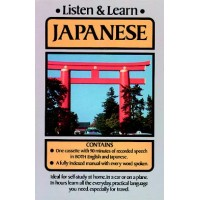 Listen and Learn Japanese (Audio Cassette and Book)