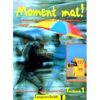 Langenscheidt German - Moment mal! (Level I - Book)