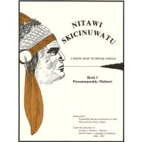Beginning Passamaquoddy - An Introductory Course on audio cassette