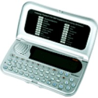Ectaco Electronic Dictionary English to and from French w/Speech EF400T