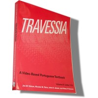 Portuguese - Travessia - A Portuguese Language Textbook Vol. 2