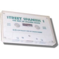 Street Spanish Vol. 1 (AudioTape)