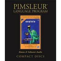 Pimsleur ESL Comprehensive French I (30 lesson) Audio CD