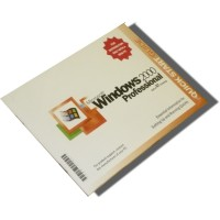 International English Microsoft Windows 2000 Pro OEM