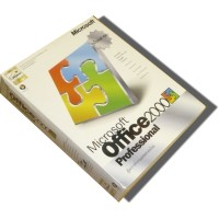 Thai Microsoft Office 2000 Professional (Retail Box Version)