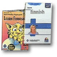 Talk Now/Flash Card BUNDLE - Finnish