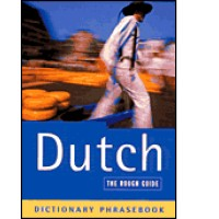 Rough Guide to Dutch Dictionary Phrasebook (Rough Guide Phrasebooks) (Paperback)