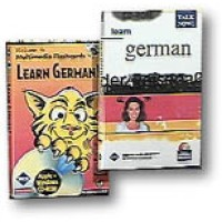 Talk Now/Flash Card BUNDLE - German