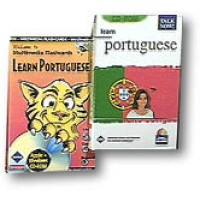 Talk Now/Flash Card BUNDLE - Portuguese