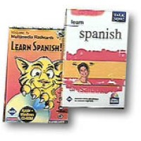 Talk Now/Flash Card BUNDLE - Spanish