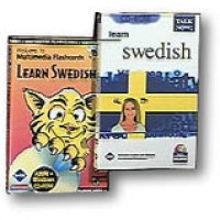 Talk Now/Flash Card BUNDLE - Swedish