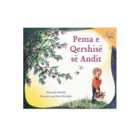 Andy's Cherry Tree / Pema e Qershise se Andit (Paperback) - Albanian