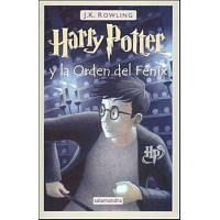 Harry Potter in Spanish [5] Harry Potter y la Orden Del Fenix (5)