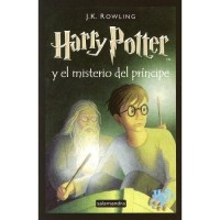 Harry Potter in Spanish [6] Harry Potter y el misterio del principe (6)