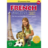 Language Tree - French for Kids Beginning Level 1 Vol 2 (DVD)