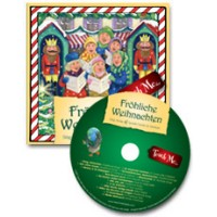Musical Language Series German: Fröhliche Weihnachten CD