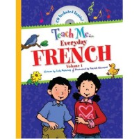 Teach Me Everyday French Volume 1