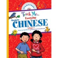 Teach Me Everyday Chinese (Mandarin) Volume 1