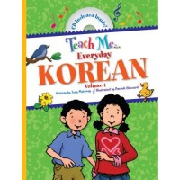 Teach Me Everyday Korean Volume 1