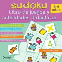 Sudoku 5-6 Anos / Sudoku: 5-6 Years Old