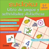 Sudoku 6-7 Anos / Sudoku: 6-7 Years Old