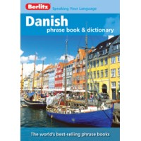 Berlitz: Danish Phrase Book and Dictionary (Paperback)
