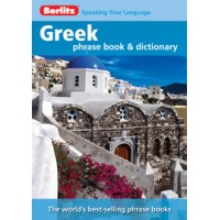 Berlitz: Greek Phrase Book and Dictionary